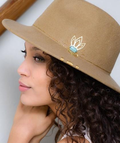 Monstro Diva - Chapeau Liam - portée