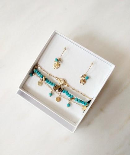 Ecrin Lagon : Bracelets +...